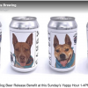 Motorworks Brewery Supports Dog Rescue