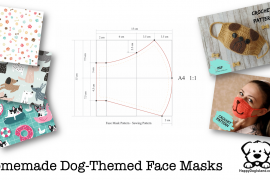 How to Make Your Own Dog-Themed Face Masks