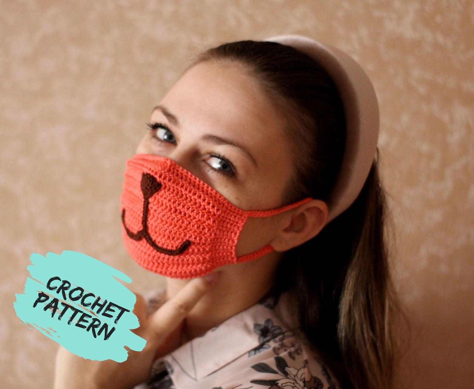 Animal Mask Crochet Pattern