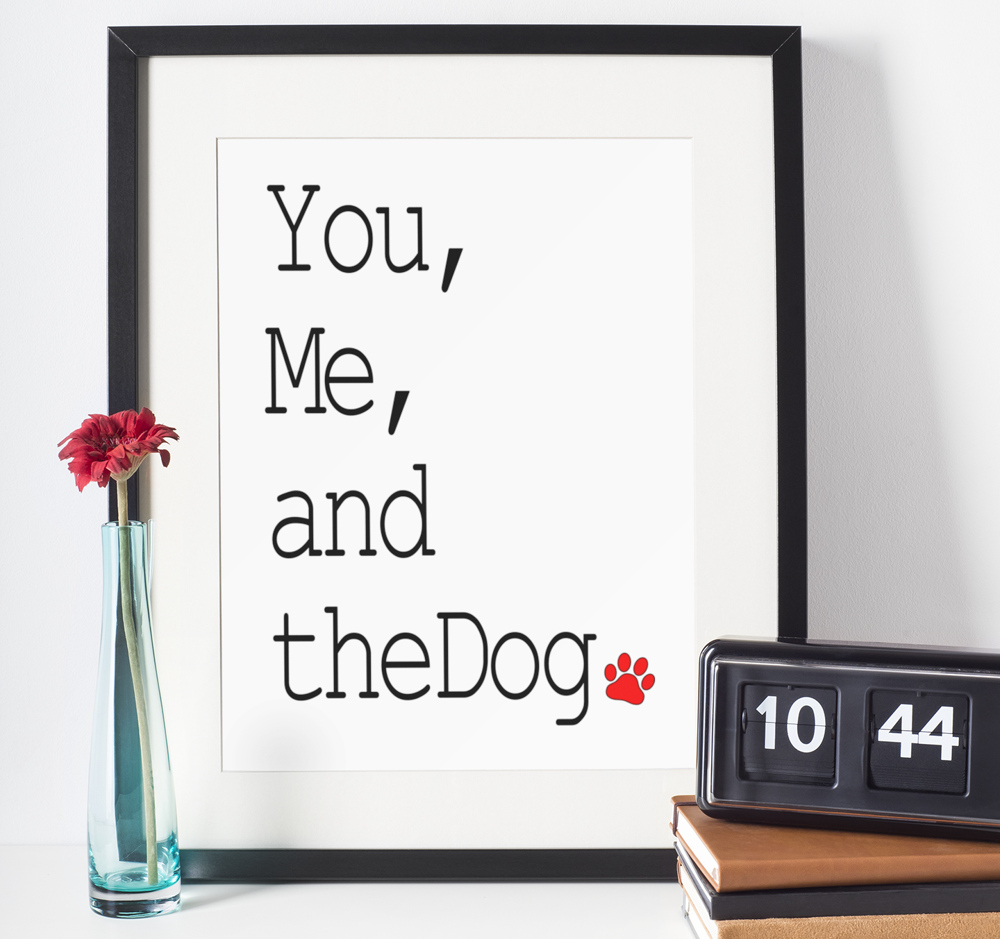 Dog Lovers DIY Wall Art
